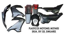 Plasticos Motomel Motard/Skua