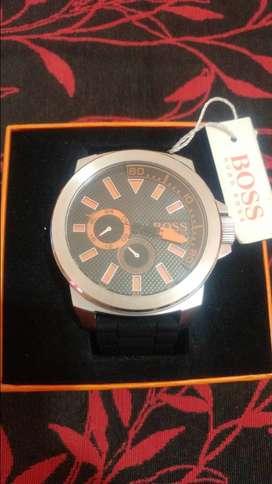 Hermoso Reloj para Hombre Hugo Boss Sin Uso