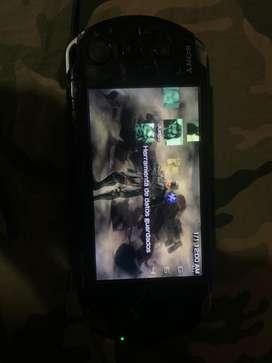 VENDO PSP 3000 TODO FUNCIONAL