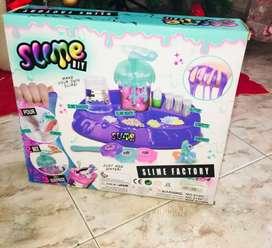 Maquina slime niños