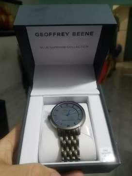 Vendo reloj GEOFFREY BENNER