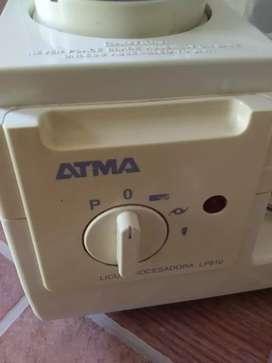 Licuaprocesadora  ATMA impecable sin uso