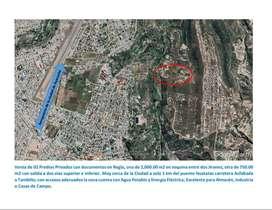 VENDO TERRENOS (2000m2 y 750m2) EN HUATATAS  AYACUCHO