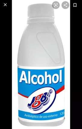 Vendo alcohol jgb
