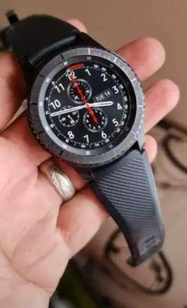 Reloj Samsung s3 frontier