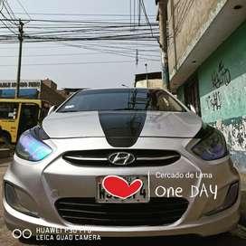 Vendo Hyundai accent 2015-2015