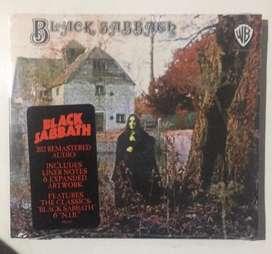 Black Sabbath 1 Cd Nuevo importado
