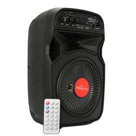 Cabina Parlante Bluetooth recargable 6.5