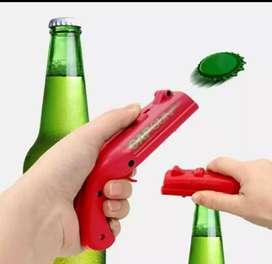 Destapador disparador de tapas cerveza