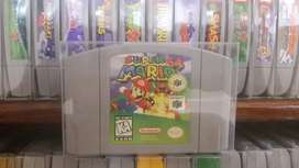 Super Mario 64 Nintendo N64 Snes Snes Sega Atari Ps3