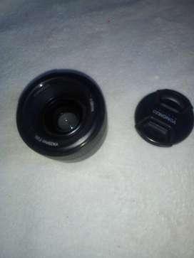 Lente YN35mm