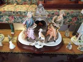 Porcelana de Coleccion Capodimonti
