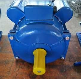 Motor Bifasico de 5 hp en cobre  a 1800 Rpm en Bogotá