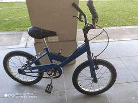 Vendo bici semi nueva todo 16