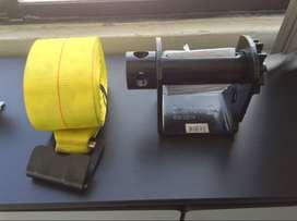 Faja de carga con malacate soldable de acero Multiprens