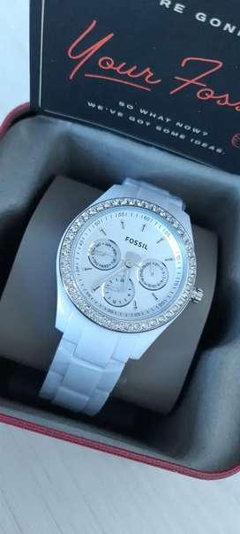 Reloj Fossil original de mujer