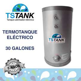 Termo Tanque Eléctrico - 30 Galones