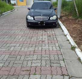 Mercedes Benz 2001 C320 Remato