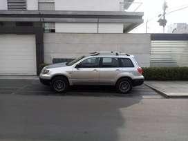 Vendo camioneta 4x4 Mitsubishi