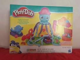 play doh pulpo