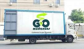 Camión 8 toneladas para fletes y mudanzas