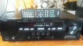 Amplificador yamaha htr6230
