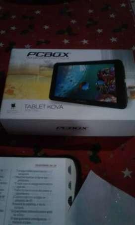 Vendo tablet Nueva en caja