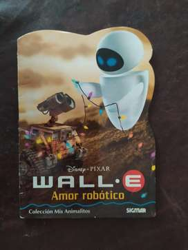 wall . E amor robotico , disney pixar ,sigmar , mis animalitos
