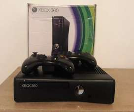 Xbox slim completo