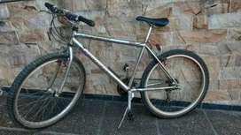 Bici Tomaselli Rodado 26