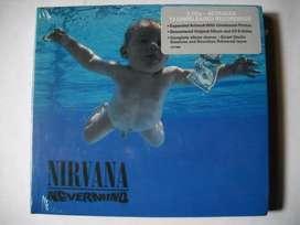 nirvana nevermind deluxe consultar 2 cd sellado