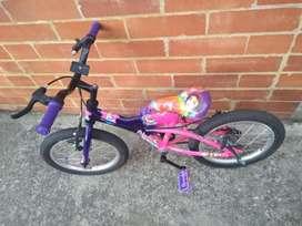 Bicicleta Niña Rin16
