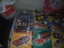 Autod de colecion rally collecion