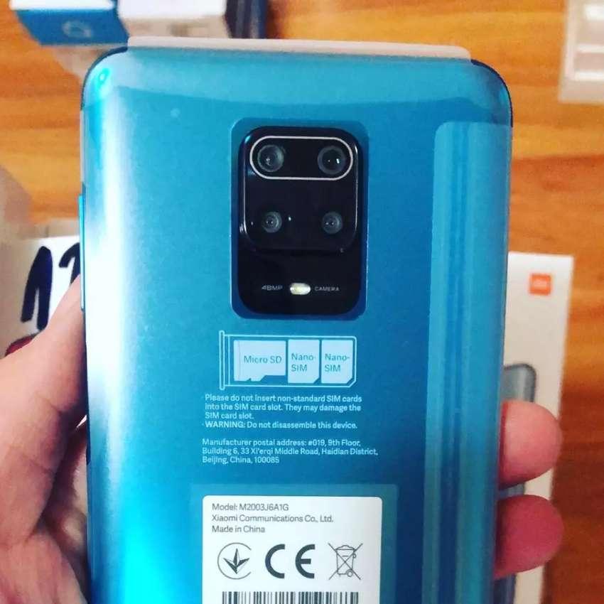 Xiaomi redmi note 9 128gb nuevo