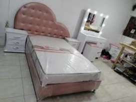 Fabricamos tu cama soñada