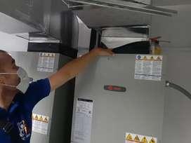 Técnico para aires acondicionados