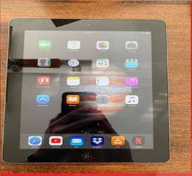 Impecable  iPad 3 16gb Silver Retina Display Modelo A1416 PERMUTO x celular o algo de interesleer
