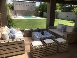 rd62 - Casa para 4 a 12 personas con pileta y cochera en Ciudad De Córdoba