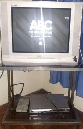 Tv y Dvd Negociable $