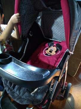 Coche de Bebe Mickey