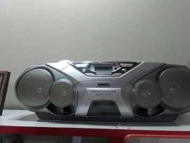 Radigrabador Philips Digital Equalizer