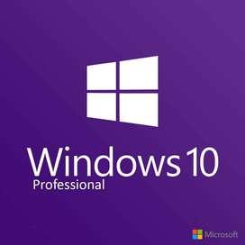Licencia windows 10 pro retail.