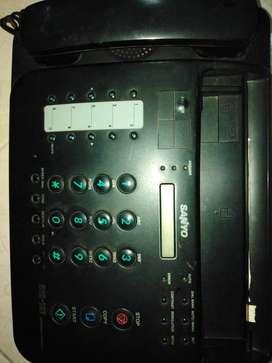 fax sanyo, camara samsung, calculadora cientifica, cargador para pc mac