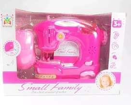Maquina de coser de juguete niñas