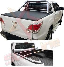 Carpa Plana Mazda BT50 Profesional Camioneta RefMC285 Envío Gratis