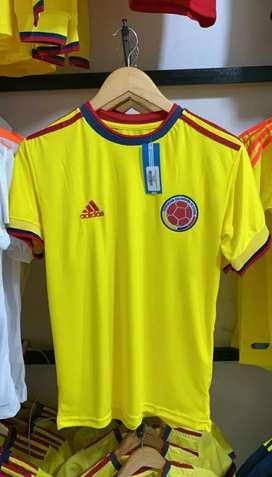 Camisetas Selección colombia 2021