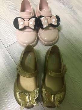 Zapatos minimelissa