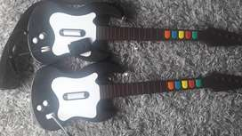 Guitarras Rock Band PlayStation 2