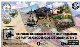 Servicio de Topografía, Geodesia y Fotogrametria
