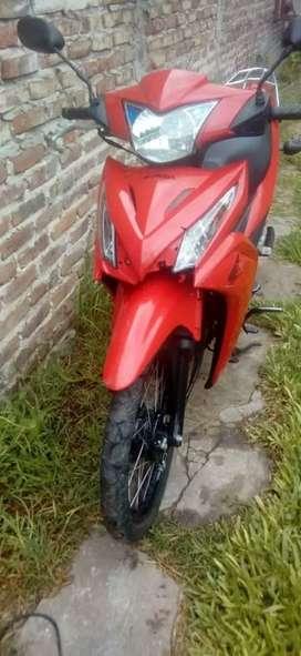 Honda wave 125cc
